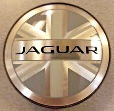 JAGUAR UNION JACK CENTER WHEEL CAP - T2R5513
