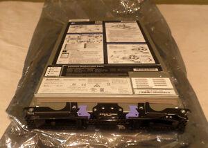 LENOVO BLADECENTER HS23 7875 AC1 7875E8U 2* E5-2650 V2 64GB RAM