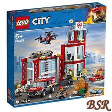 LEGO® City: 60215 Feuerwehr-Station & 0.-€ Versand & NEU & OVP !
