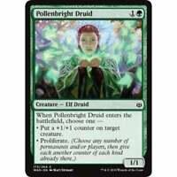 MRM ENGLISH Paradise Druid Druidesse de paradis MTG magic WAR