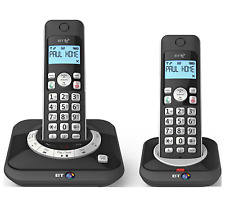 BT 3530 Twin Digital Cordless Phones with Answer Machine - Black