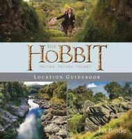 (Good)-The Hobbit Trilogy Location Guidebook (Paperback)-Brodie, Ian-177554026X