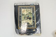 Dimensions Needlepoint Kit -Persian Tapestry -Vintage New 2089