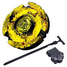 4D Beyblade Metal Fight Hades Hell Kerbecs Metal Masters BB99 + Launcher