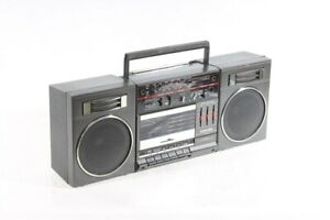 1 X Alter Toshiba RT-7025 Stereo Radio Recorder Vintage