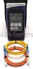 JDSU Acterna OLP-6 SM MM Fiber Optic Power Meter OLP 6 OLP6