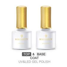 BORN PRETTY Manicure Gel Polish Kit Set Classic Colors Nail Salon UV LED Gel