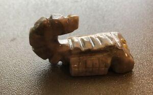 Peruvian Dolomite Scorpion Pocket Totem/Worry Stone!