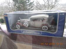 Sammlung: Modellauto Oldtimer  ANSON 1:18 --1932 Cadillac--  in OVP