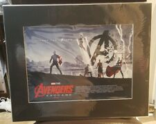 Avengers End Game Large Movie Poster (MATTED) 36X25
