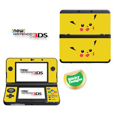 Pokémon Pikachu Vinyl Skin Sticker for NEW Nintendo 3DS (with C Stick)