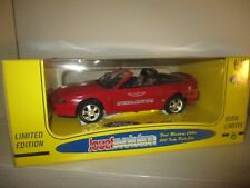 FORD MUSTANG COBRA 500 INDY PACE CAR EDIZIONE LIMITATA JOUEF EVOLUTION 1:18