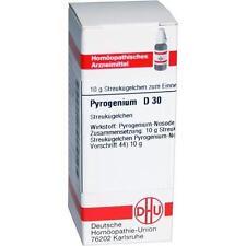 PYROGENIUM D 30 Globuli 10 g PZN 2104620