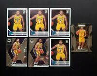 2019-20 Panini OPTIC & MOSAIC - TALEN HORTON TUCKER Lot (7) ROOKIE RC Lakers 🔥