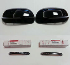 For Kia Forte Cerato 2010-2013 OEM Side Mirror Cover Signal Lamp Repeater 4P Set