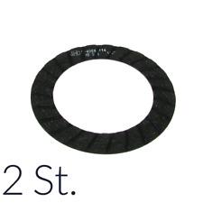 2x Kupplungsbelag für Kupplungsscheibe passend für MZ BK350, EMW - 160x110x3,2mm