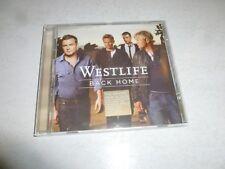 WESTLIFE - Back Home - 2007 UK 12-track CD album