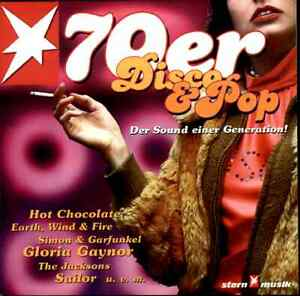2CD 70er Disco + Pop