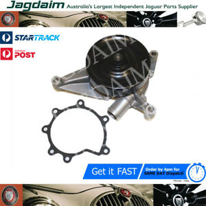 New Jaguar S-Type 3.0 V6 Coolant Water Pump AJ811935
