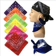 New! Fashion Paisley Design Stylish Anti-UV Bandana Hip-Hop Multi-functional
