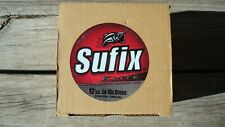 Sufix Elite 12lb Lo-Vis Green Monofilament Fishing Line 3000 Yd Spool 661-312G