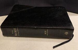 Ryrie Study Bible King James Version KJV - Black Bonded Leather