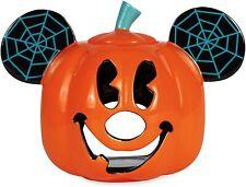 Disney Parks Mickey Mouse Halloween Pumpkin Votive Candle Holder