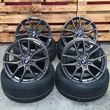 18 Zoll KR1 Felgen für BMW 3er E36 E46 E90 E91 E92 E93 M Performance Paket CSL
