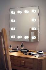 Diamond x Wallmount Hollywood per trucco Specchio con luce DIURNA LED regolabile k411CW