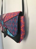Liberty London Limited Edition rainbow Stars shoulder bag cross body