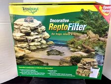 Tetrafauna Decorative Repto Filter/ frogs,newts & trutles Filters up to 55 gal.
