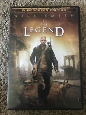 I Am Legend (Widescreen Single-Disc Edition) - DVD - VERY GOOD