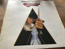 Soundtrack - A Clockwork Orange - Stanley Kubrick - Warner Bros Records Ex 1971