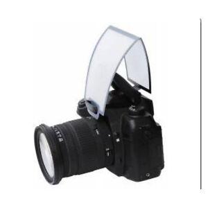 Universal Soft Screen Flash Diffuser For Nikon D800 D600 D5500 D5600 D3500