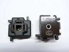 NEU 2 STÜCK H4 Stecker Fassung Sockel Socket Licht Plug & Play uni 2M4