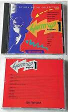 Toyota sound collection James Last, Gianna Nannini,... rare publicité CD top
