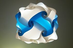 Smarty Lamps Lisbet Blue Light Shade
