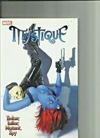 Mystique Vol 2 Tinker Tailor, Mutant, Spy by Brian K. Vaughan Graphic Novel