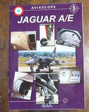 AVIASCOPE N°3  JAGUAR A/E AVIA EDITION
