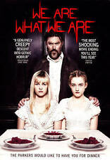 We Are What We Are / Nous sommes ce que nous sommes (DVD, 2014)