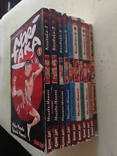 lotto 10 manga noritaka takashi hamori  tra il N° 1 e il N° 20 comic art