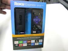 Roku Express 3900RW Media Streamer - Black