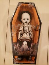 """Living Dead Dolls Series 16 Eleanor With Ghost Costume Mezco 10"""" New Sealed LDD"""
