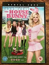 Anna Faris HOUSE BUNNY ~ 2008 Playboy Playmate Comedy | UK Rental DVD