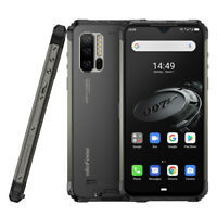 Rugged Cell Phone Unlocked 4G 128GB Android 10 Octa Core Waterproof Smartphone