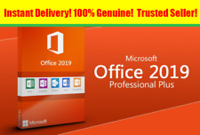 Microsoft Office 2019 Professional Plus🔥 Genuine Key ✅ Instant Delivery 🔥