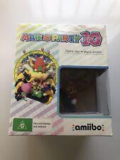 Mario Party 10 + Super Mario Amiibo Bundle Brand New Nintendo Wii U