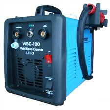 Sherman WBC-100 weld cleaning device