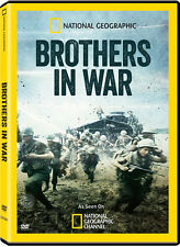National Geographic: Brothers in War DVD Region 1