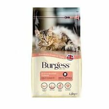 Burgess Adult Cat Scottish Salmon - 1.5kg - 614142